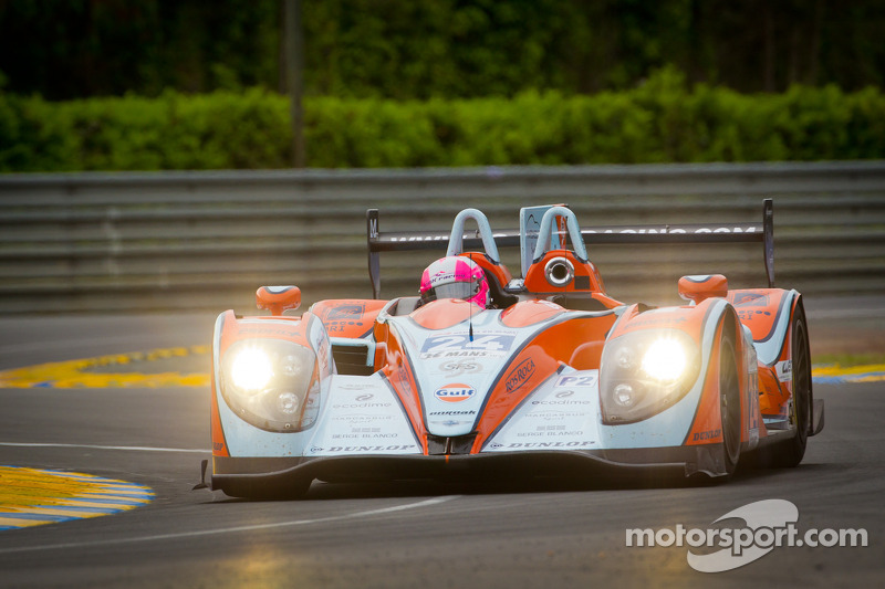 OAK Racing's pace and potential go unrealised at Le Mans