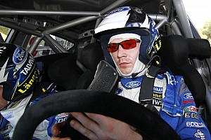 The Finn puts Ford on top in New Zealand's qualifying stage