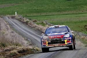 Loeb maintains Rally New Zealand lead over Hirvonen
