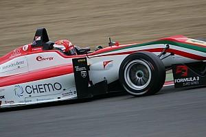 Norisring front row belonged to International F3 stars