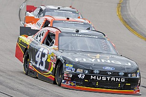 Michael Annett claims 4th place finish at Kentucky