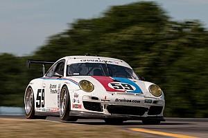 Porsche teams have mixed results at Watkins Glen