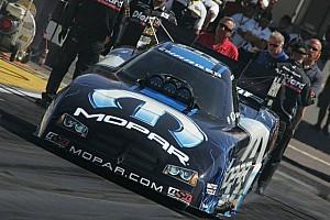 Funny Car champ Matt Hagan finds a new way to turn his season around