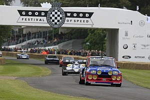 Celebrating the history of the Goodwood Festival of Speed