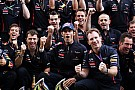 Bright future for Silverstone winner Webber
