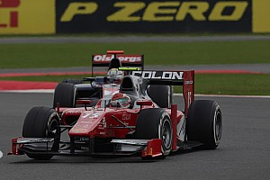 Onidi recovers to 8th place in race 2 at Silverstone