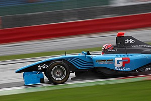 Ocean Racing Technology once again in the GP3 Series points at Silverstone