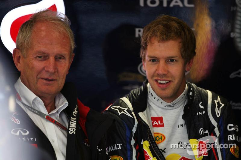 Red Bull, Alonso best so far in 2012 - Marko