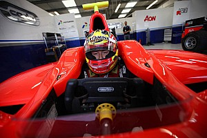 Marussia tabs its GP2 pilots to run in Young Drivers Test