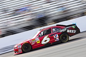 Ford drivers get hard earned finishes at Loudon 200