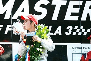 Juncadella Claims Delayed F3 Masters Win in Zandvoort