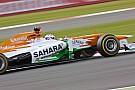 Sahara Force India chasing better days at Hockenheim