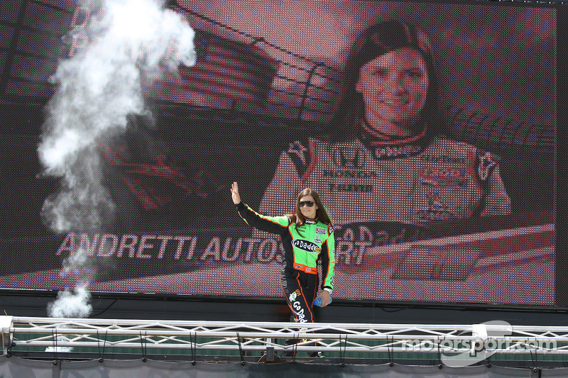 Indy Car owners and drivers still feel better off without Patrick
