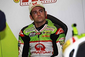 Barbera to miss US rounds following training accident