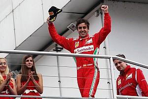 German GP detailed race report – Peerless Alonso scores Hockenheim victory