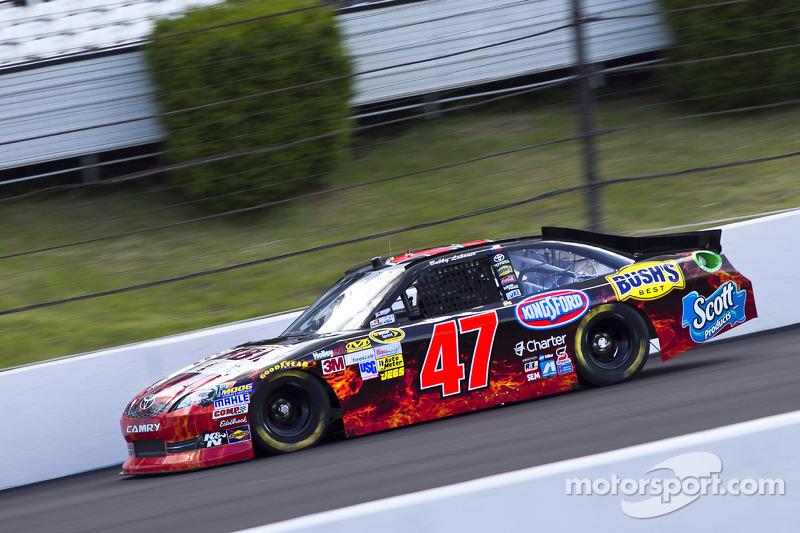 JTG Daugherty Racing announces new GM and interim crew chief