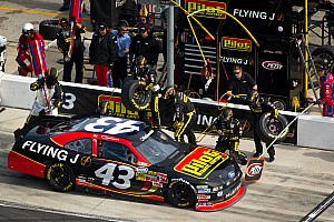 Annett looking forward to first start at Indianapolis