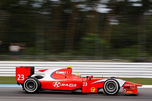 Razia consolidates points lead with stong Hockenheim Feature race