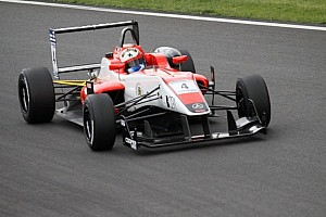Serralles reigns supreme in race one at Spa