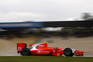 Razia fifth as title race hots up after qualifying in Budapest