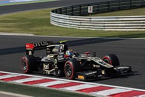 Gutiérrez rockets to Sprint Race victory at Hungaroring