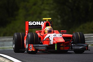 Razia excels again, Trummer out of luck in Sprint Race on Hungaroring