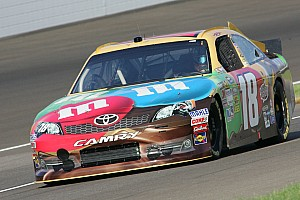 Busch brings home solid second-place finish at Indianapolis