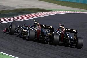 Lotus 'definitely' eyes same drivers for 2013