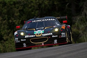 Alex Job Racing Lotus - Behind the scenes video