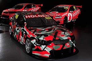 Triple Eight looks toward 2013 with new Commodore and Red Bull sponsorship
