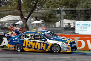 Dramatic exit for Lee Holdsworth at Queensland Raceway