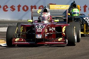 Sunday's rainy Star Mazda second race wreaks havoc at GP3R