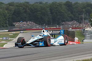 Power takes over championship lead with second-place finish at Mid-Ohio to pace team Penske