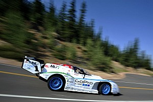 The Pikes Peak International Hill Climb, still growing after 96 years