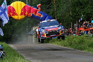 Is Red Bull going to be announced as the new WRC promoter?