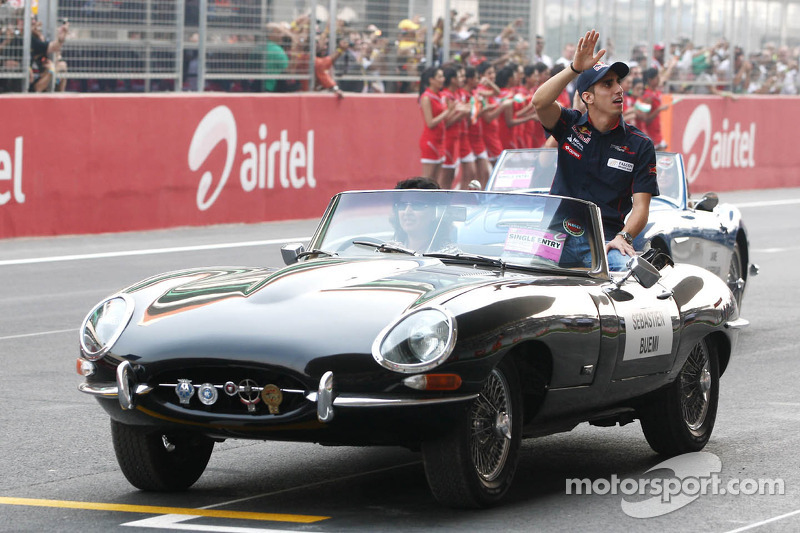 Buemi rules out HRT, Marussia for 2013