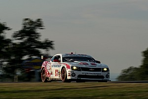 Stevenson Motorsports race to the Watkins Glen podium ended at the first turn