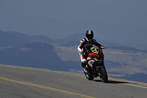 Ducati and Dunne win third-consecutive Pikes Peak event