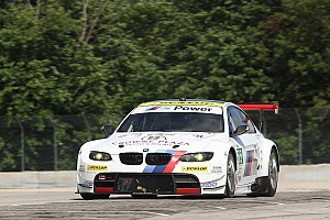 BMW Team RLL gain speed in Road America qualifying