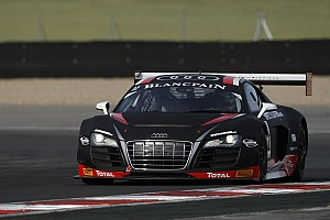 Belgium Audi Cllub leaves Slovakia with top five finishes