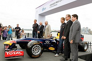 Cotter steps down as Grand Prix of America president - Video