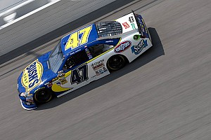Labonte and JTG Daugherty Racing primed for night race at Bristol