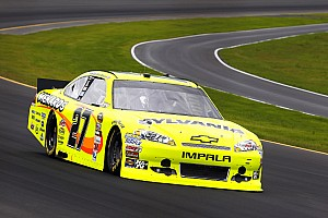 RCR No. 27 penalized after Michigan post-race inspection