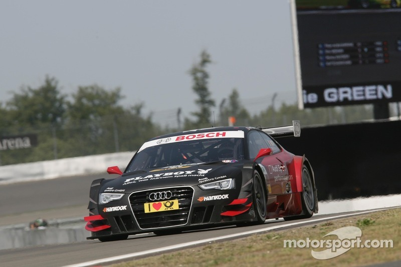 Zandvoort premiere for the Audi A5
