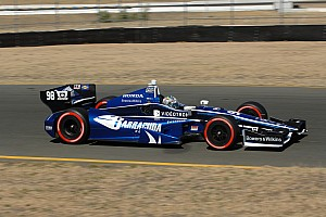 Tagliani and Barracuda Racing to start eighth at Sonoma