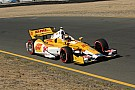 Mid-field start for Andretti Autosport at Sonoma