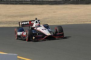 Power scores third-straight pole at Sonoma