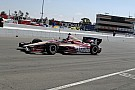 Hildebrand qualifies 17th for sunday's GoPro Grand Prix of Sonoma