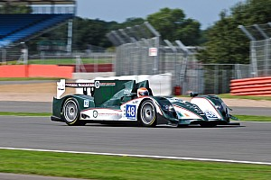 Frustrating day at the office for Murphy Prototypes at Silverstone