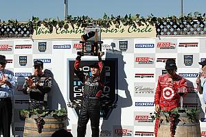 Briscoe claims win at GoPro Grand Prix of Sonoma